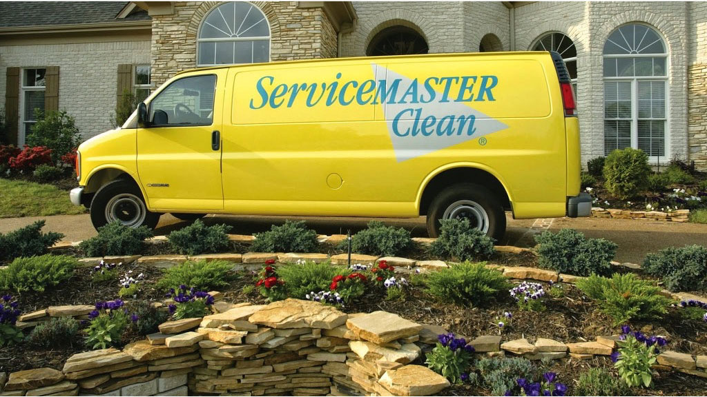 ServiceMaster vehicles After